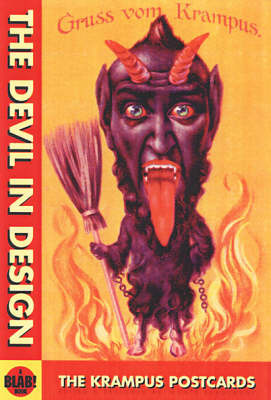 Devil In Design The Krampus Postcards