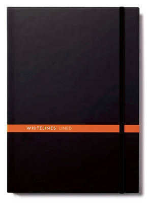Whitelines Flexo Black A5 Lined