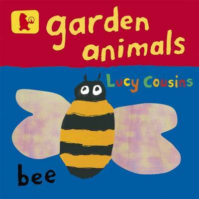 Garden Animals (Touch and Feel)