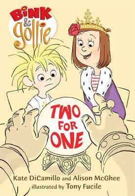 Two for One (Bink and Gollie #2)