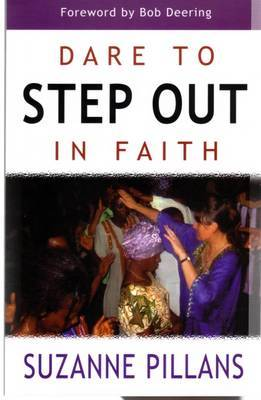 Dare To Step Out In Faith