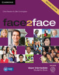 face2face Upper Intermediate Student's Book with DVD-ROM 2nd Edition