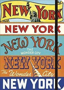 City Guide New York Notebook