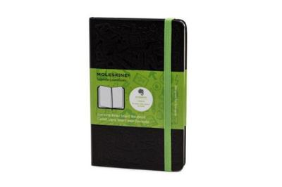 Notebook Moleskine Evernote Pocket Ruled Black Hard Back