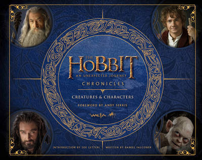 The Hobbit:  An Unexpected Journey - Chronicles: Creatures & Characters