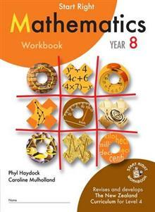 ESA Mathematics Year 8 Start Right Workbook