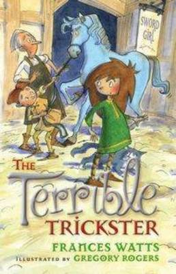 The Terrible Trickster (Sword Girl #5)