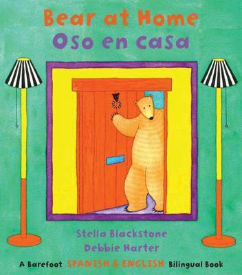 Oso En Casa/Bear at Home (Spanish & English)