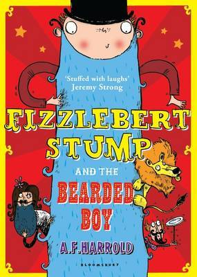 Fizzlebert Stump and the Bearded Boy (#2)