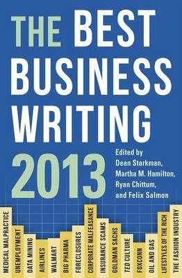 The Best Business Writing: 2013