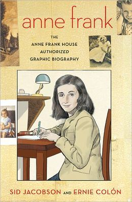 Anne Frank Graphic Biography