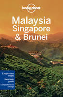 Malaysia, Singapore & Brunei Lonely Planet (12th ed.)