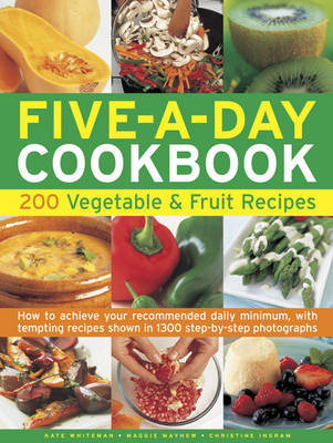Five-A-Day Cookbook