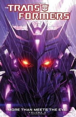 Transformers: Volume 2: More Than Meets the Eye