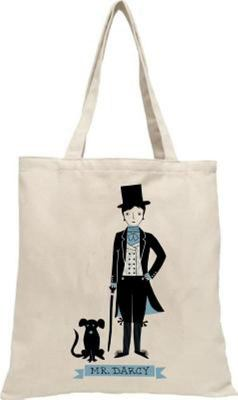Mr Darcy Tote Bag: Babylit