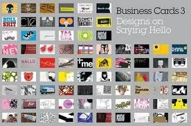 Business Cards: Designs on Saying Hello: Bk. 3