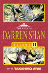 Lord of the Shadows (Manga Darren Shan #11)