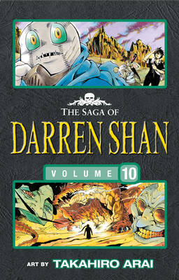 The Lake of Souls (Manga Darren Shan #10)