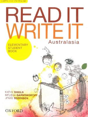 Read It Write It Australasia Elementary Student Book and CD