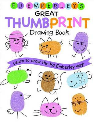 Ed Emberley Thumbprint Drawing Book