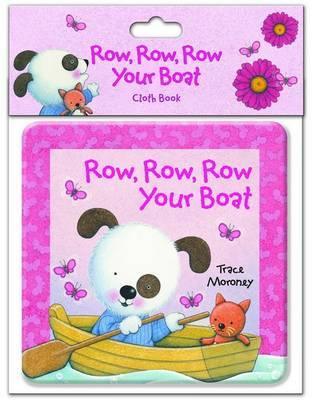 Row, Row, Row Your Boat Cloth Book
