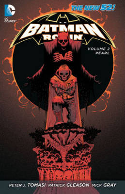 Batman and Robin: Volume 2: Pearl (the New 52)