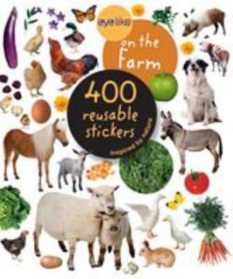 On the Farm - PlayBac Sticker Book