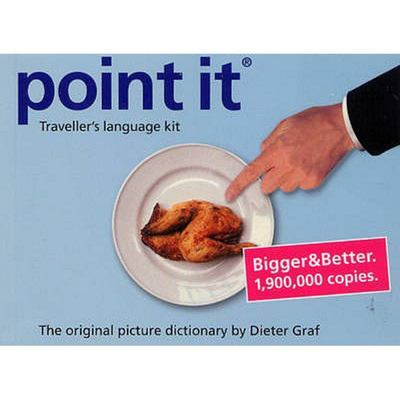Point it Traveller's Language Kit  Original Picture Dictionary