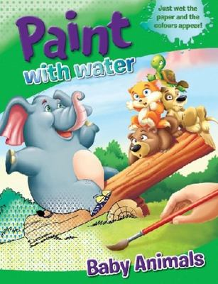 Baby Animals (Paint With Water)