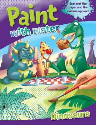Dinosaurs (Paint With Water)