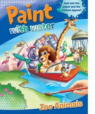 Zoo Animals (Paint With Water)