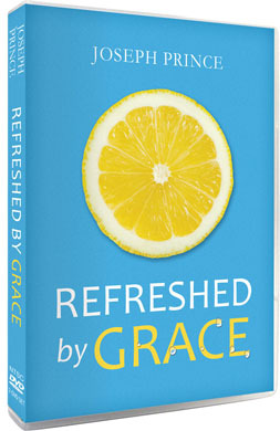 Refreshed by Grace