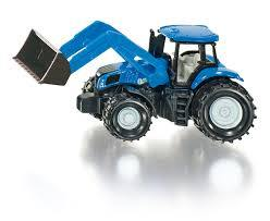 SKU1355 - New Holland with frontloader