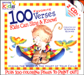 100 Favorite Verses Kids Can Sing & Know