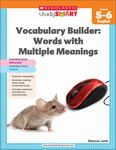 Vocabulary Builder : Words with Multiple Meanings, Age 10-12 (StudySmart)