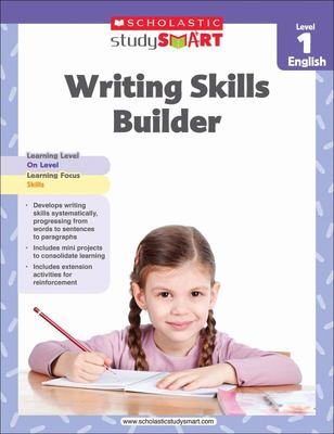 Writing Skills Builder, Age 6-7 (StudySmart)