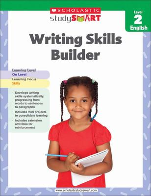 Writing Skills Builder, Age 7-8 (StudySmart)