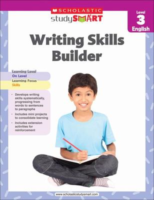 Writing Skills Builder, Age 8-9 (StudySmart)