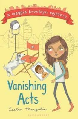 Vanishing Acts (A Maggie Brooklyn Mystery #2)