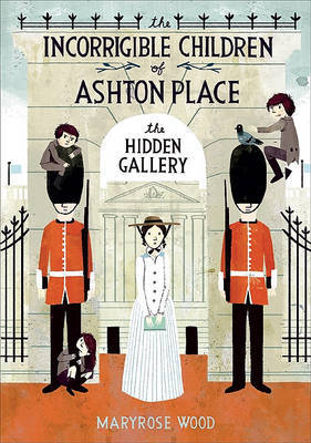 The Hidden Gallery (Incorrigible Children of Ashton Place #2)