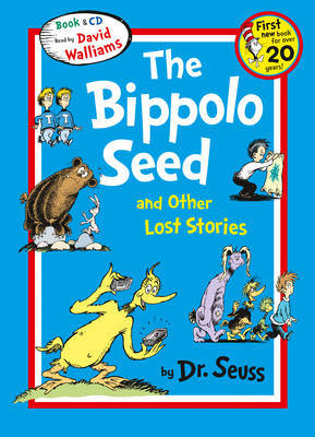 The Bippolo Seed and Other Lost Stories (Book & CD)