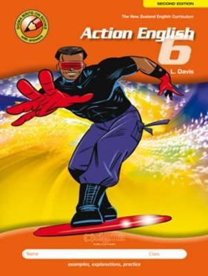 Action English 6 (Year 8) - 2nd Edition