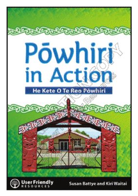 Powhiri in Action