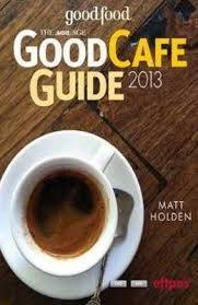 Age Good Cafe Guide 2013