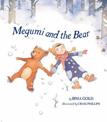 Megumi and the Bear