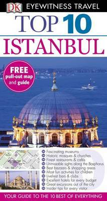Istanbul Top 10 - DK Eyewitness Travel Guide