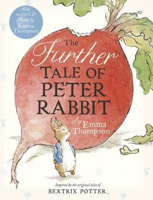 The Further Tale of Peter Rabbit Book & CD