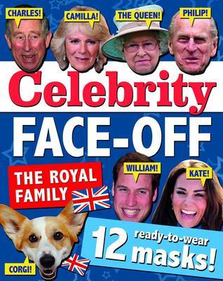 Celebrity Face-off: The Royal Family: 12 Ready-to-wear Masks of the Royal Family