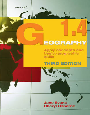 Geography 1.4: Apply Concepts and Basic Geographic Skills 3rd edition