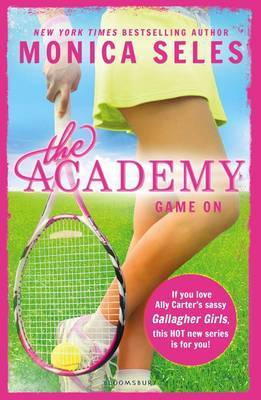 Game On (The Academy #1)
